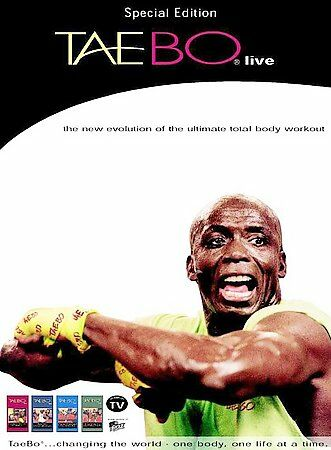 TaeBo Live, Good DVDs