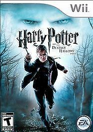 Harry Potter and the Deathly Hallows Part 1 - Nintendo Wii, Good Nintendo Wii, N