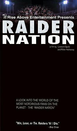 Raider Nation, Good DVDs