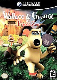 Wallace and Gromit in Project Zoo by