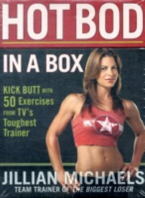 Hot Bod in a box! 50 Exercises from TV's Toughest Trainer by Jillian Mich