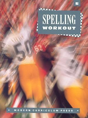 Spelling Workout: Level E, Student Edition, Good Books