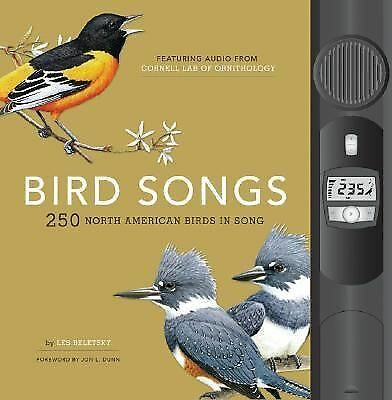 Bird Songs: 250 North American Birds in Song, Good Books