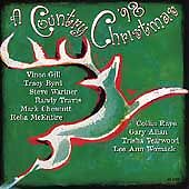 A Country Christmas '98 by Various Artists (CD, Universal Special Products)