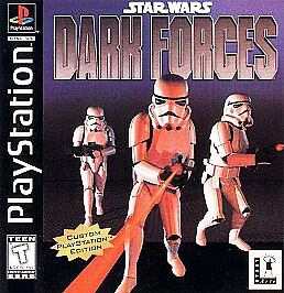 Star Wars Dark Forces by LucasArts
