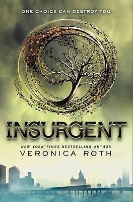 Insurgent (Divergent, Book 2), Roth, Veronica, Good Book