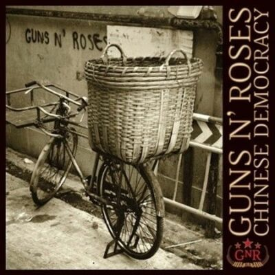 Chinese Democracy [PA] by Guns N' Roses (CD, Nov-2008, Geffen) brand new in wrap