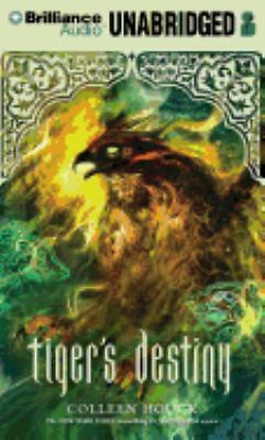 Tiger's Destiny (Book 4 in the Tiger's Curse Series), Houck, Colleen, Good Book
