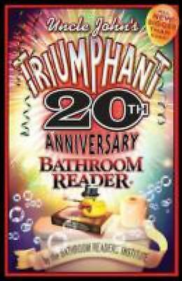 Triumphant by Bathroom Readers' Institute Staff (2007, Paperback, Revised,...