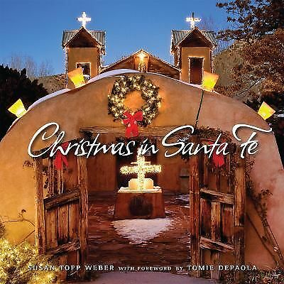 Christmas in Santa Fe, Weber, Susan, Good Book