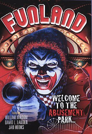 FUNLAND (DVD, 2005) BRAND NEW IN SHRINK WRAP THE DAY U PAY IT SHIPS FREE