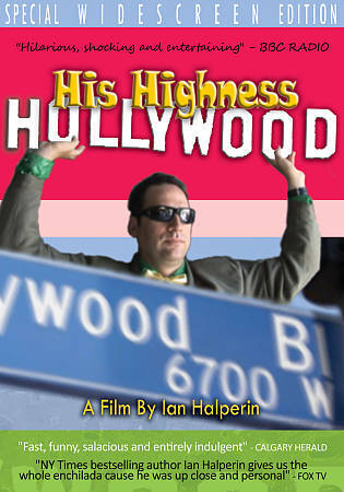 HIS HIGHNESS HOLLYWOOD (DVD, 2009) BRAND NEW IN SHRINK WRAP DAY U PAY IT SHIPS