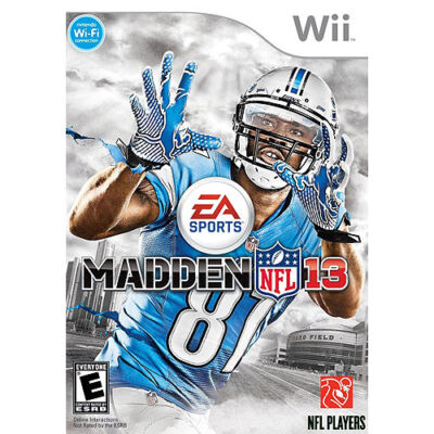 Madden NFL 13 Wii by Electronic Arts