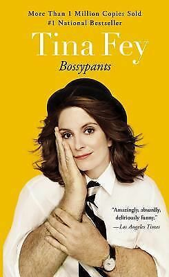 Bossypants, Fey, Tina, Good Book