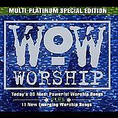 Wow: Worship Blue, Various Artists, Good Special Edition