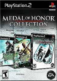 Medal of Honor Collection (Sony PlayStation 2, 2007)