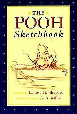 The Pooh Sketchbook: Reissue (Winnie-the-Pooh Collection), A. A. Milne, Good Boo