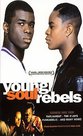 Young Soul Rebels DVD Region ALL