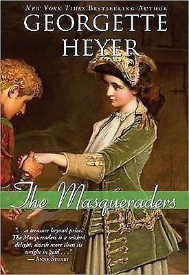 The Masqueraders (Historical Romances), Heyer, Georgette, Good Book
