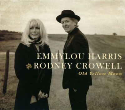 Old Yellow Moon, Rodney Crowell, Emmylou Harris, Good CD