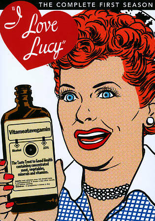 I Love Lucy: Season 1 by