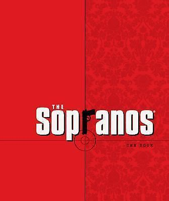 The Sopranos: The Complete Book Brand New