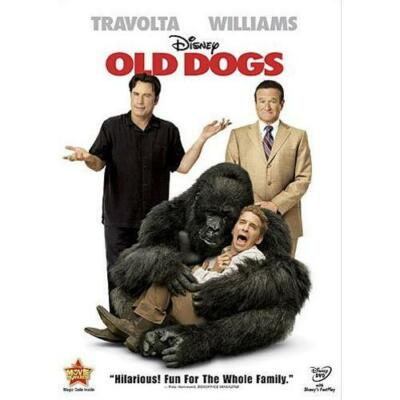 Old Dogs (DVD, 2010)