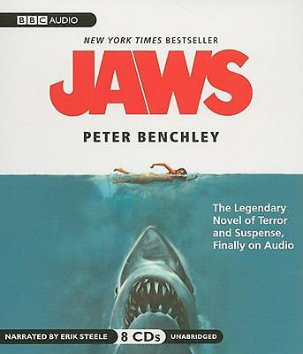Jaws, Peter Benchley, Good Book
