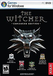 The Witcher Enhanced - PC, Good Windows 95, Windows XP, Windows  Video Games