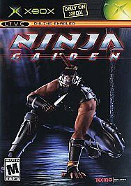 Ninja Gaiden - Xbox, Good Xbox, Xbox Video Games
