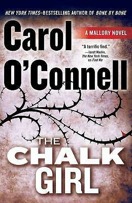 A Mallory Novel: The Chalk Girl 12 by Carol O'Connell (2012, Hardcover)