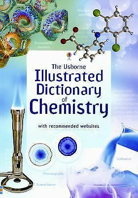 Illustrated Dictionary of Chemistry (Illustrated Dictionaries), Stockley, Corinn