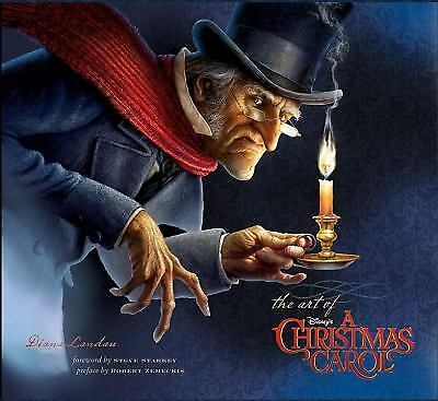 The Art of A Christmas Carol, Landau, Diana, Good Book