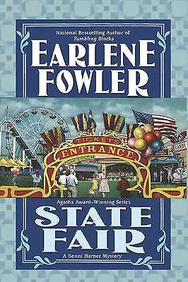 Benni Harper Mystery: State Fair 14 by Earlene Fowler (2010, Hardcover)