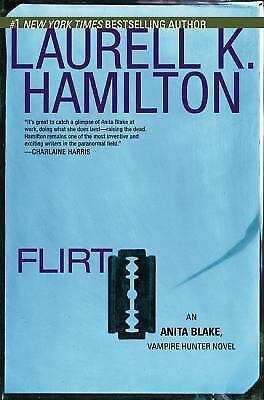 Flirt 18 by Laurell K. Hamilton (2010, Hardcover 1st Ed.) NY Times Bestselling A