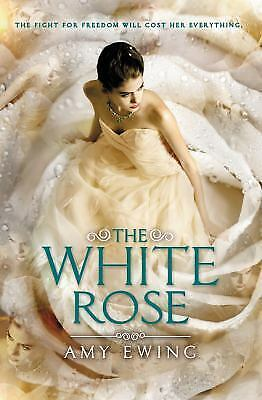 Jewel: The White Rose 2 by Amy Ewing (2015, Hardcover)