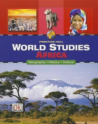 WORLD STUDIES AFRICA STUDENT EDITION, PRENTICE HALL, Good Book