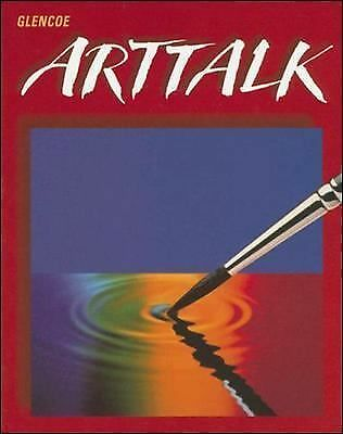Glencoe ArtTalk, McGraw-Hill, Good Book
