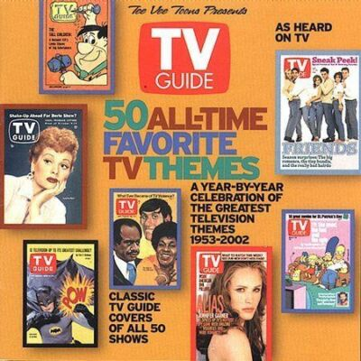TV Guide: 50 All-Time Favorite TV Themes, , Good Soundtrack