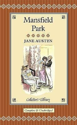 Mansfield Park (Collector's Library), Austen, Jane, Good Book