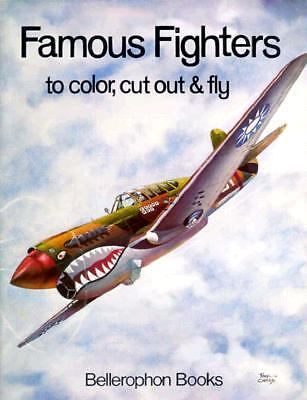 Famous Fighters Coloring Book, , Good Book
