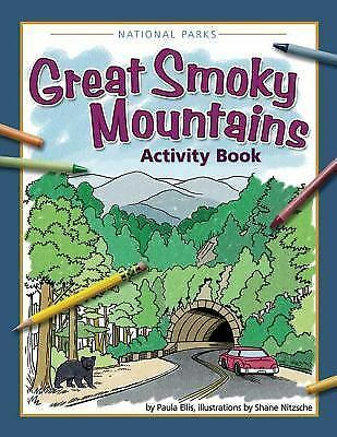 Great Smoky Mountains Activity Book (Color and Learn), Ellis, Paula, Good Book