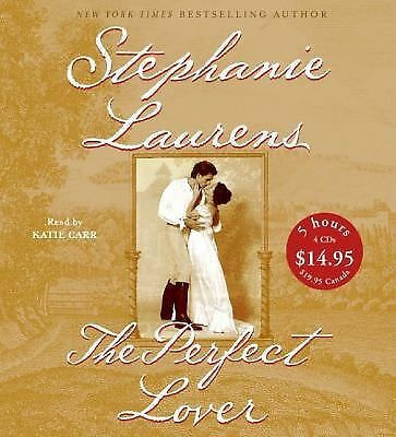 The Perfect Lover CD Low Price (Cynster Novels), Laurens, Stephanie, Good Book