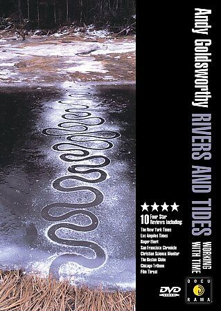 Andy Goldsworthy's Rivers & Tides, Good DVD, Andy Goldsworthy, Thomas Riedelshei