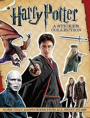 Harry Potter: A Sticker Collection, Warner Bros. Consumer Products Inc., ., Good