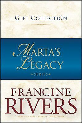 Marta's Legacy Collection, Rivers, Francine, Good Book