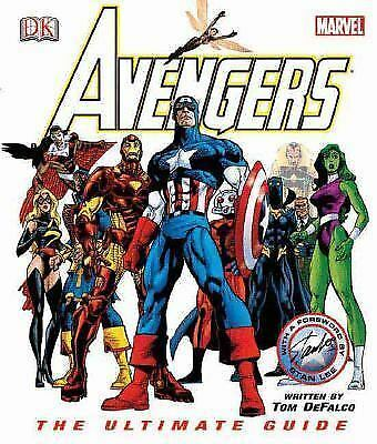 Avengers: The Ultimate Guide, DeFalco, Tom, Good Book