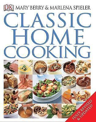 Classic Home Cooking, Mary Berry, Marlena Spieler, Good Book