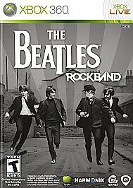 Xbox 360 The Beatles: Rock Band - Software Only, Good Xbox 360 Video Games