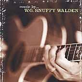 Music by... W.G. Snuffy Walden, Walden, W.G. Snuffy, Good Soundtrack